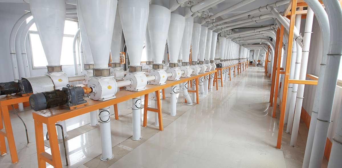 Таджикистан 600TPD Пшеничный завод