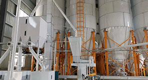 Проект по переработке пшеницы под ключ в Эфиопии 220 тонн в сутки
