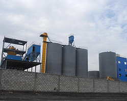 В 2011г. успешно вводила в эксплуатацию инвестированная и построенная ООО Эфиопская компания по измельчению и упаковке цемента «Шоуду»