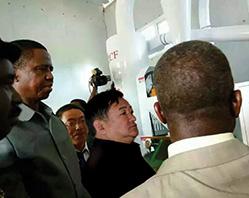 В 2015г. компания успешно подписала проект по производству комплектного оборудования для переработки кукурузы на выработке солнечной энергии в Замбии, одиночная продажа достигала новый исторический рекорд в компании